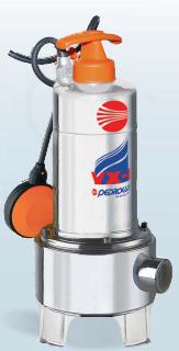 Υποβρύχια αντλία λυμάτων VXm 10/50 INOX